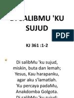 Kj 361 Di Salibmu 'Ku Sujud