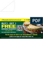 Coupon Buy1get1Free Chicken Foldover2