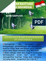 Kesehatan Bayi Dan Balita Di Indonesia