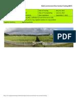 2012WS MET 2-Irrigated - Week 14 (September) IRRI