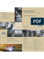 Ziegler Stahlbau Lohnarbeit