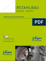 Ziegler Stahlbau Sonderstahlbau