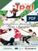 Boletín del Cipaj. Septiembre 2012