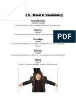 Media English Semester 2 - Week 2