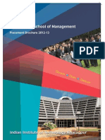 VGSOM Placement Brochure 2012-13_Final