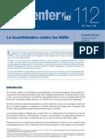 Nota Enter 112 - La incertidumbre contra las NGNs