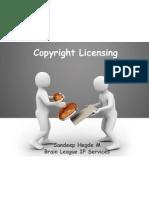 Copyright Licensing Strategies
