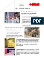 Mactac Soignies - Produits adhésifs - Document conseil