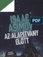 Isaac Asimov - 1 Az Alapítvány előtt