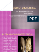 Ultrasonido en Obstetricia