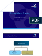 Turbine Meter Training