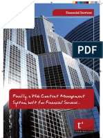 Web Content Management for Financial Services by TERMINALFOUR