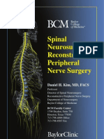 Revised Spinal Neurosurgery Brochure