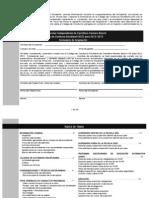 Código de Conducta Estudantil (SCC) 2012-2013