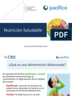 Nutricion Saludable2012 Pacifico