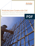 ACINDAR Manual de la Construcción