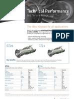 Gas Turbines Technical Performance