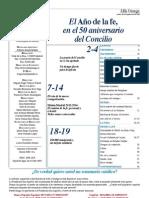 Semanario Católico Alfa y Omega. nº 797. 06 Septiembre 2012