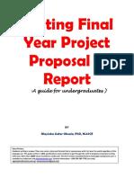 Civil Engineering Final Year Project | Asphalt | Concrete