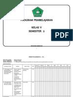 Program Smester b .Indo Dan Sbk 2