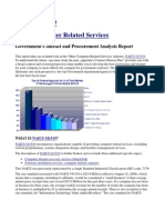 NAICS 541519 - Other Computer Related Services