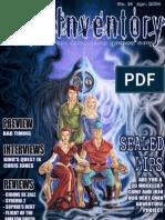 Inventory 14 April 2004