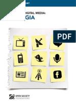 Georgia - Mapping Digital Media