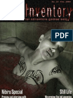 Inventory 22 February 2005