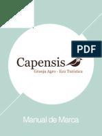 Manual de Identidad Corporativa Capensis