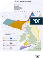 Seismic Hazard UK Continental Shelf