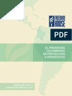 Freedom House Flip Programa Colombiano para periodistas