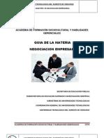 Guia de Maestro de Negociacion Emprearialll