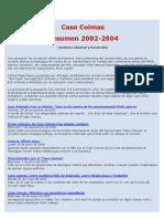 Caso Coimas Resumen 2002 2004