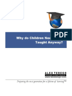 ePrimer - Why do Children Need to be Taught Anyway?