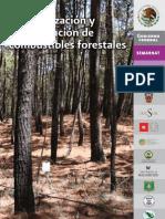 Evaluacion y Cuantificacion de Combustibles Forestales