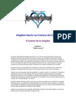 Kingdom Hearts Las Crónicas del Corazón (Capítulo 1)