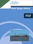 3358deck Barge Safety