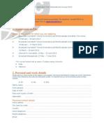 Application Form Rntc 2013
