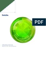 Deloitte 2011 Annual Review