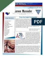 Maroon Maurader - Fall 2011