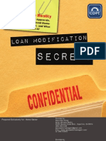 Loan Mod Secrets Report