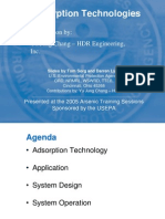 USEPA - Training Sessions - Adsorption