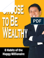 Choose to Be Wealthy by Bo Sanchez