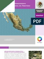 Programa de Ordenamiento Ecológico General de Territorio