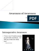 Awareness in Service
