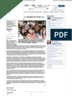 07-09-12Se Unen Gobernador y Alcalde de Tepic en Favor de La Juventud
