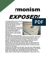Mormonism Exposed