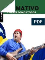 Documento Chávez Somos Todos Septiembre