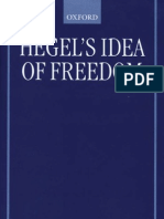 Hegel's Idea of Freedom - Alan Patten