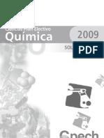 Solucionario Libro QM Electivo Cpech (OliverClases)